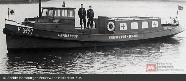 Unfallboot Fire Brigade